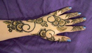 My Henna 33 by honeyness