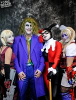 Everyone loves Mr. J by RaindropCosplay