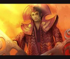 Doctor on Gallifrey by kaminary-san