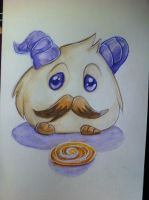 Poro moustache by Red-Zephyr