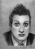 Tre Cool by AmyCornelson