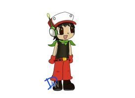 Dylan Cosplay Cave Story Quote by animetomodachi