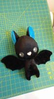 Baby Bat by KittenConcoctions