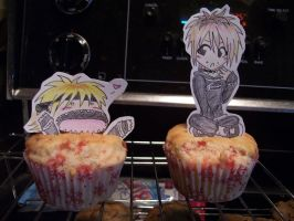 Boys and Girls, eat muffins by BetaNyu