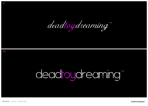 dead.toy.dreaming - Band Logo by da-flow
