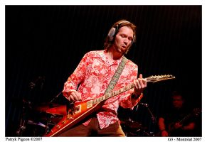 G3 - PAUL GILBERT - 1 by MrSyn