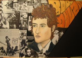 Bob dylan, Voice of the 60s by modastrid