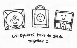 Squares by thegaygamer
