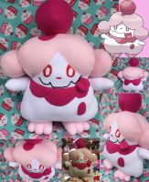 Pokemon X and Y: Life-Size Slurpuff Plush