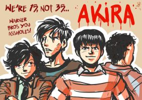 Kaneda and co by Jun-R-Z