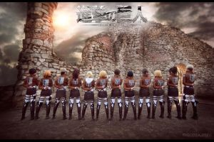 Cosband WTF People - Attack on Titan by fausto-The-Endless