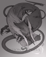 SphinxAry by beastofoblivion