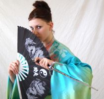 kimono stock preview 5 by lucretia-stock