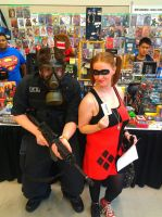 NF Comicon : Harley Quinn(3) by TheWarRises