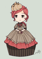 Little Miss Cupcake by MarsThepixie