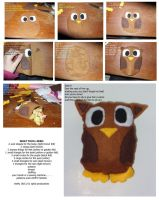 The Makings of an Owl by cshelly