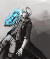 DMC4: it's time to roll by deathbybroccoli