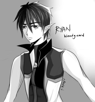 GC: Ryan Woodguard [2] by i-Arvie-i