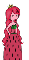A.T. OC : Watermelon Queen by joannawentbananas