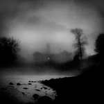 A Fog Over Knife River by intao