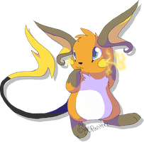 Raichu Request by MBPanther