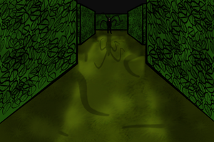 Slender Claustrophobia by confusedgorilla