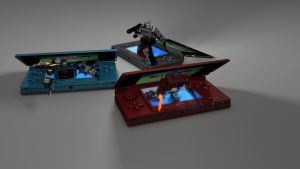 Transformers 3DS by 100SeedlessPenguins