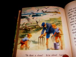 vintage children book set770 by impalabee