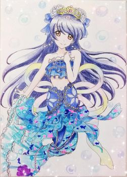 Birthday Princess Lily~ *Inspiration Sonoda Umi* by vivian274