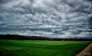Stormy HDR by MisterDedication