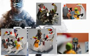 Dead Space 3 Lego Set by LD-Skull