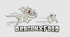 Dragon X Food by Bourrouet