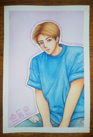 [B2ST] Dongwoonie ~ by IperGiratina98