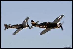 Planes of Fame 2012 2 by AirshowDave