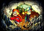 Gravity Falls by Fred-Weasley