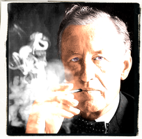 Ian Fleming by koroxx