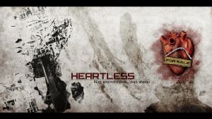 Heartless - no emotions by ZeoXR