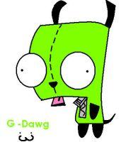 Gir- hand drawn by gabalillyput42
