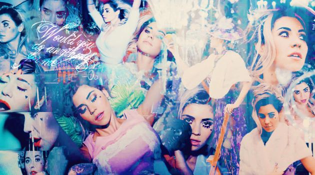 Wanna be adore - Marina Diamandis by VampireLavigne