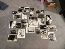 Silver Gelatin prints -work in progress- by beadsofcompassion