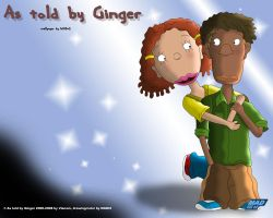 As told by Ginger Wallpaper7 by MADt2