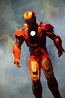 Mark VII Iron Man - Avengers Movie 2012 by ThiagK