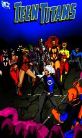 DC2 TEEN TITANS 41 by theyallfalldown