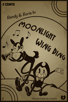 Moonlight Wing Ding by GamzyJam