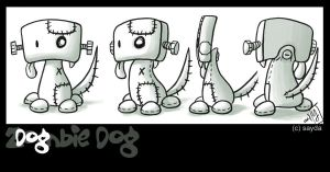 :Zombie Dog:.:Turn Around: by Sayda
