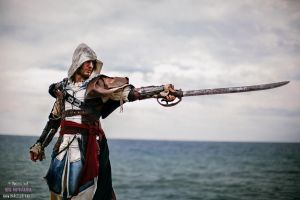 Assassin's Creed IV - Edward Kenway - Adventures by LeonChiroCosplayArt