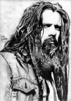 Rob Zombie by sarahwilkinson