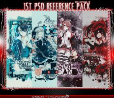 1ST PSD REFERENCE PACK by TsunaYoShiiE