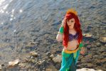 Ariel the Warrior Mermaid #05 by Phobos-Cosplay