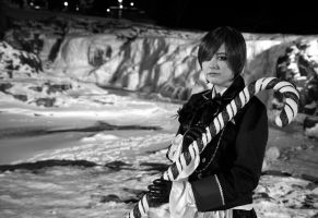 Black Butler | Black and White Winter by Evilash-Zutara-17